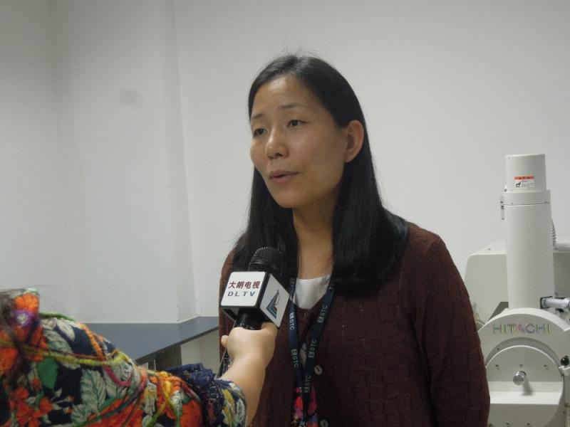 《大朗网》:东莞标检:百万电子显微镜检测更精准