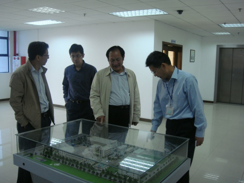 Leaders from LOCPG and GDDOFTEC visited DGSTC