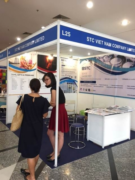 The 16th Vietnam International Textile and Garment Industry Exhibition