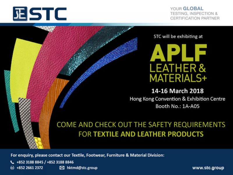 APLF Leather & Materials+ 2018