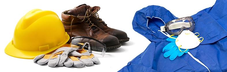 STC, 个人防护装备, PPE,