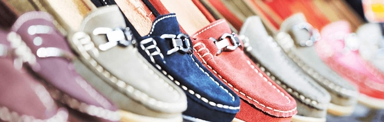 STC, 鞋類及皮革測試